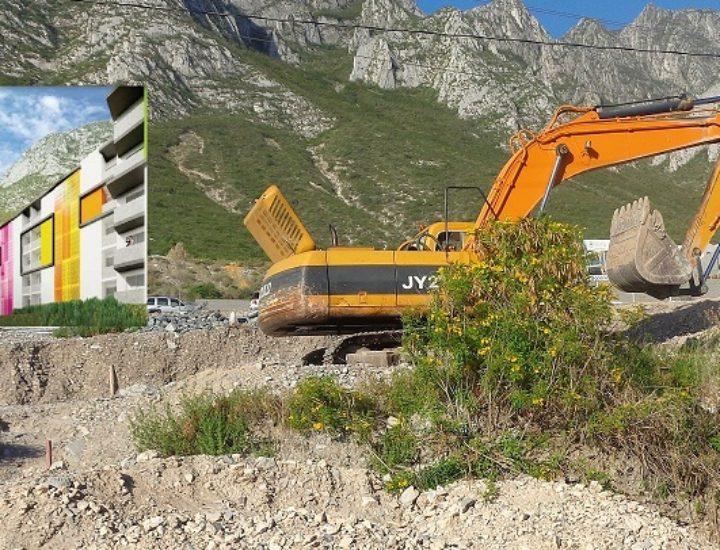Alistan tercera fase de complejo en Valle Poniente