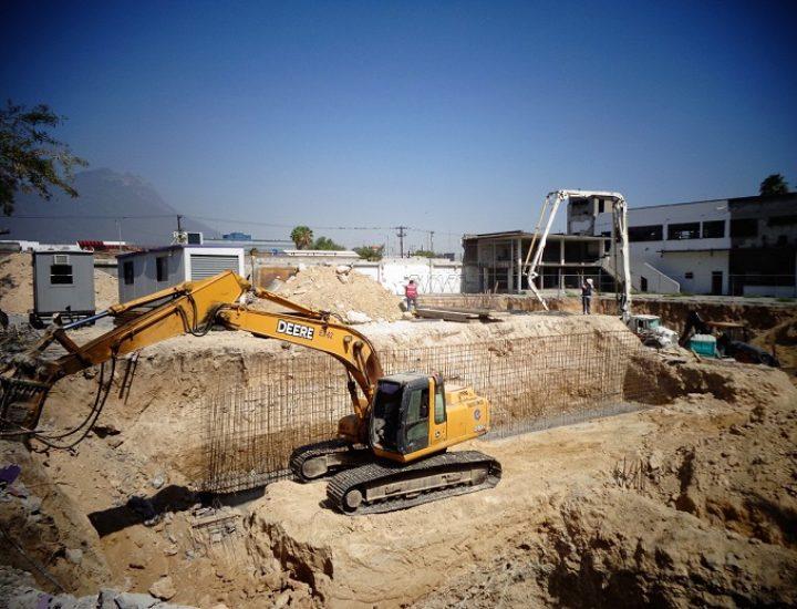 Comienza excavación en proyecto vertical de 21 niveles