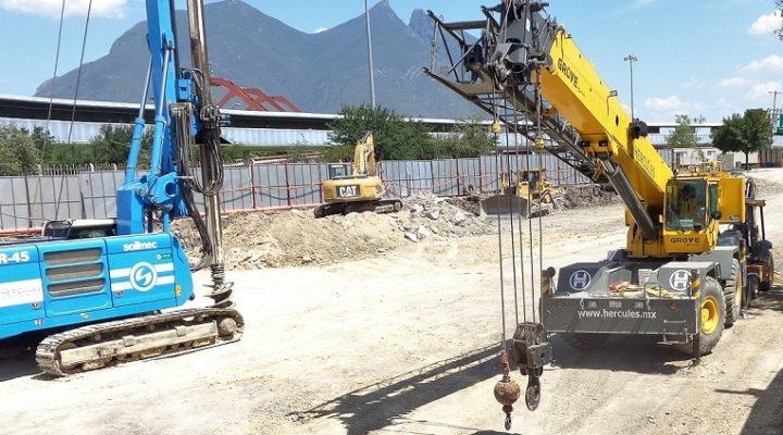 Entra constructora a proyecto vertical en Fundidora