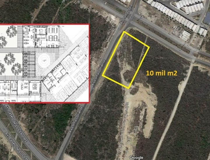 Construirá U-ERRE centro educativo en Av. Leones; invertirá $36 mdp