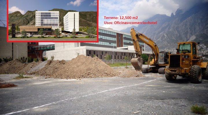 Alistan expansión de complejo 'built to suit' en SC