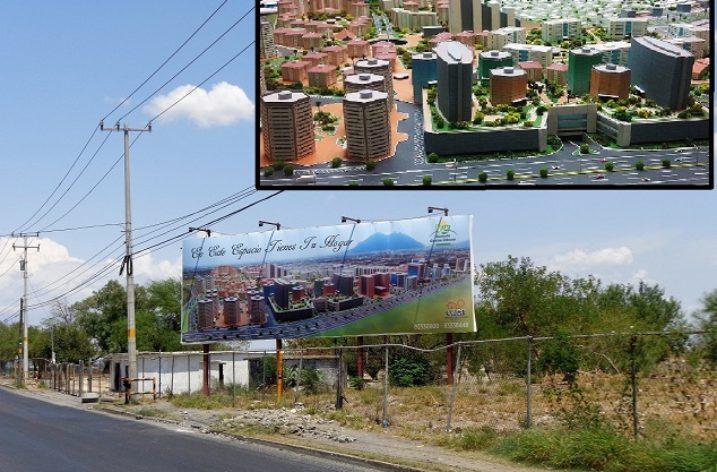 Edificarán megaproyecto en Carretera a Laredo