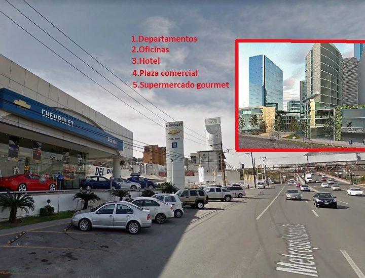 'Good bye' Chevrolet del Río; arribará complejo de 5 usos a Morones