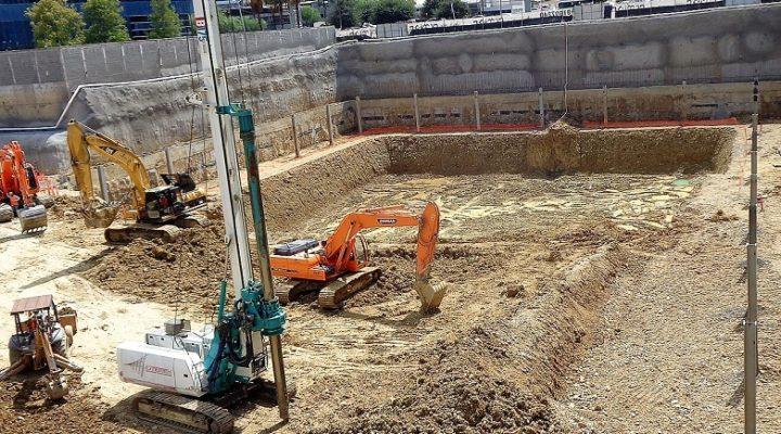 Arranca cimentación de Torre Malva en Distrito Armida