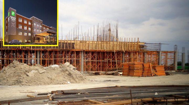 Construyen hotel de $220 mdp en Apodaca; sumará 8 mil 435 m2