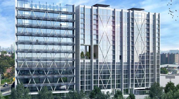 Levantan vivienda vertical en Álvaro Obregón (CDMX)