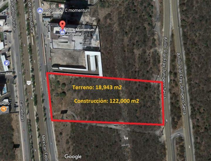 Harán regios complejo mixto en Querétaro; invertirán 900 mdp