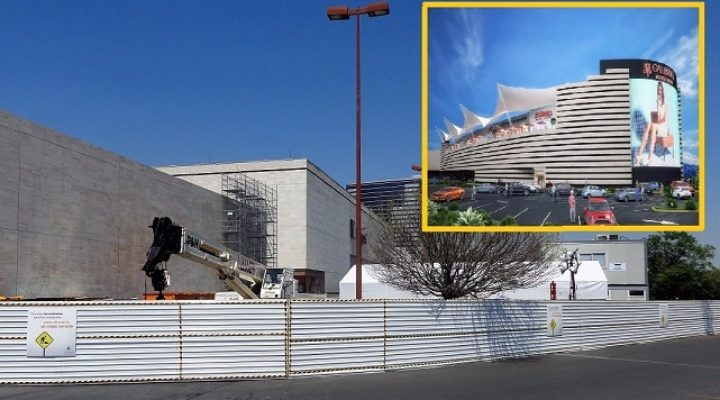 Alistan ampliación de CC Galerías Monterrey