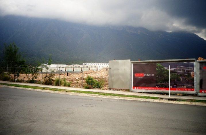 Dan banderazo a obra mixta de 104 mil m2 en Cumbres