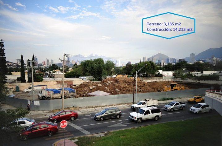 Alistan construcción de usos mixtos de 14 mil m2