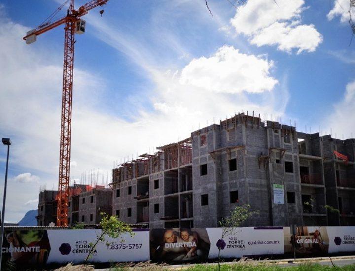 Construyen departamentos de lujo en Céntrika