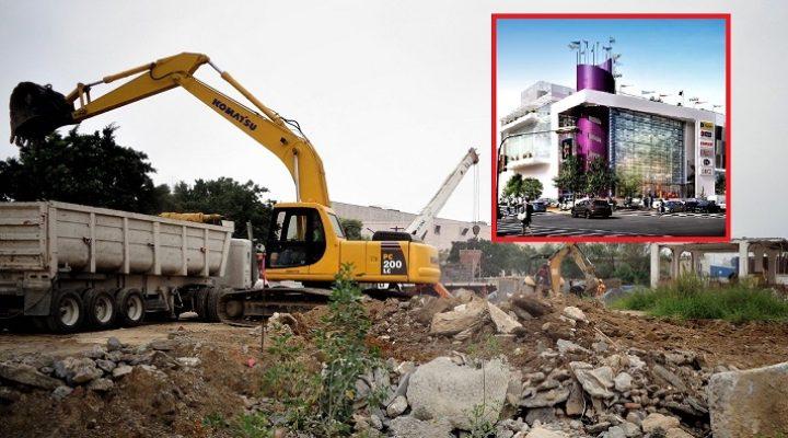 Arranca construcción de etapa comercial de 10 mil m2
