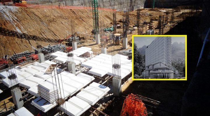 Construyen hotel de 1000 mdp en MTY; inicia cimentación