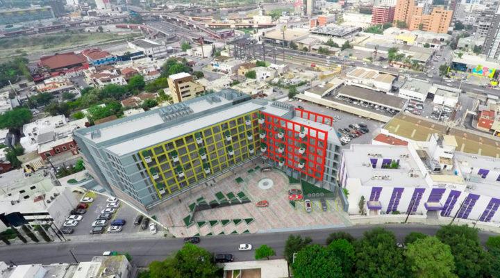 Activan proyecto mixto de 24 mil m2 en el Obispado