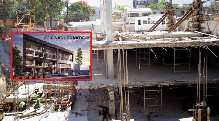 Emerge desarrollo mixto de 8 mil m2 en el Centrito