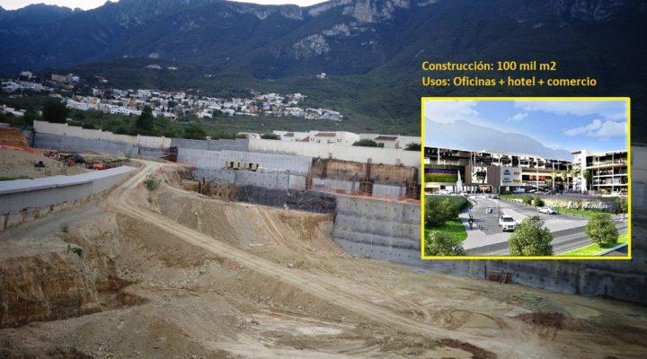 Arranca obra civil de complejo mixto de 100 mil m2