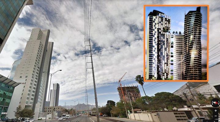 Fortalecerán 'skyline' de Santa María; añadirán 2 megatorres