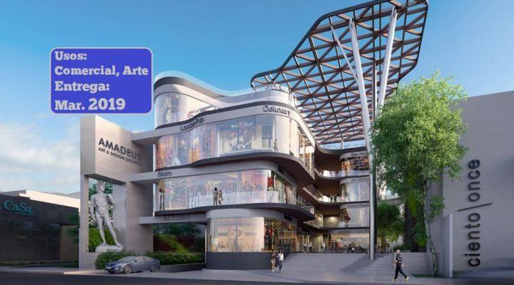 Proyectan plaza comercial en Calzada; tendrá 130 cajones