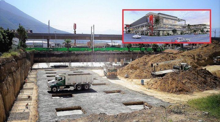 Cimentan desarrollo comercial de 42 mil m2