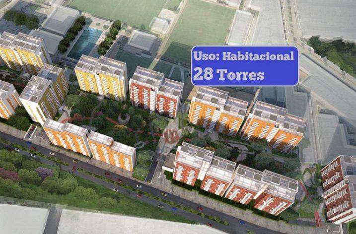 Desarrollarán 28 torres de vivienda en Guadalajara