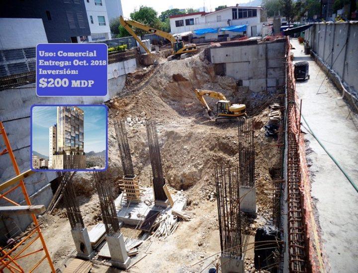 Arranca obra civil proyecto de 21 mil m2 en San Jerónimo