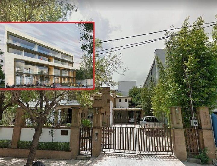 Edificarán plaza con 'depas' en el Centrito Valle