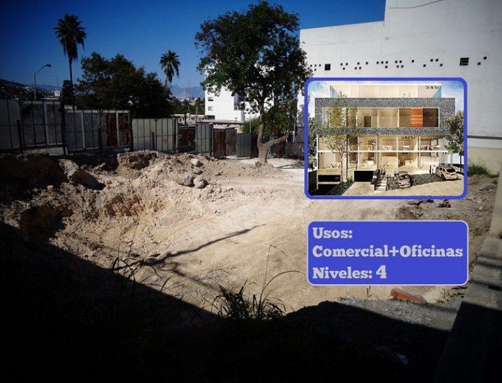 Inician obras de plaza sustentable en Obispado