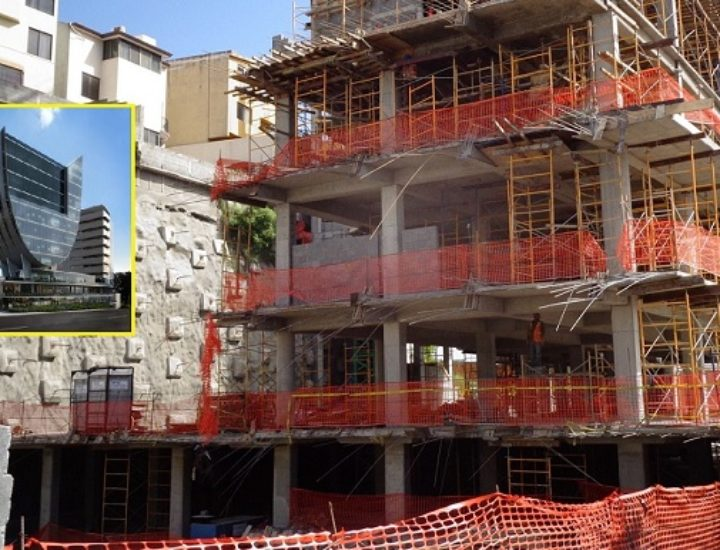 Crece estructura de proyecto mixto en San Jerónimo