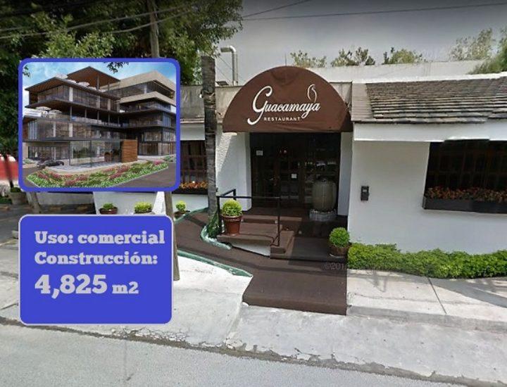 Adiós Guacamaya; edificarán plaza multinivel de lujo