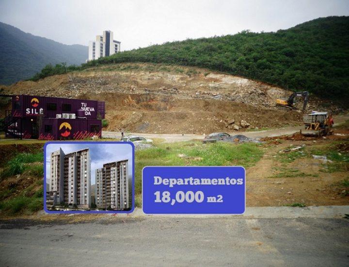 Construirán tres torres de 'depas' en Valle Oriente