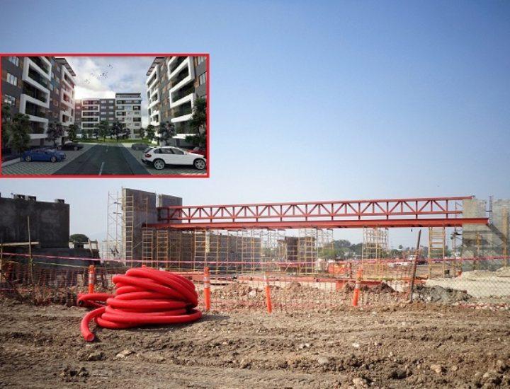 Activan megaproyecto residencial de 15 edificios