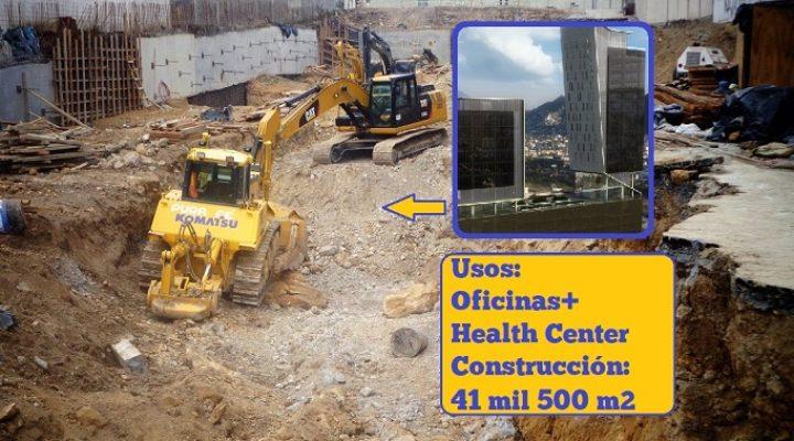 Levantarán 'health center' con oficinas en Constitución