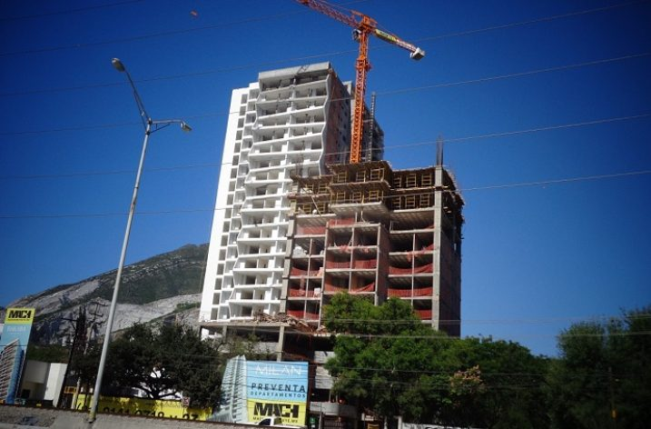 Levantan segunda torre de City Center en Díaz Ordaz