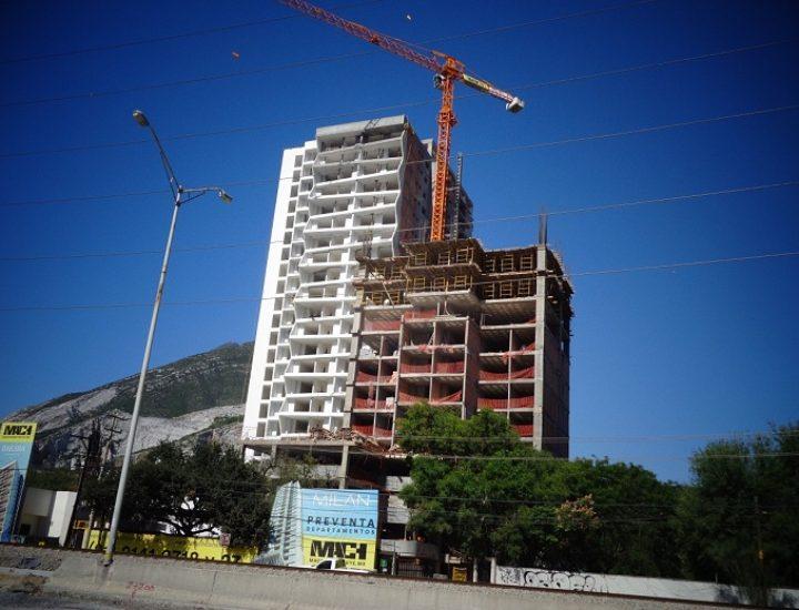 Levantan segunda torre de City Center en Díaz Ordaz