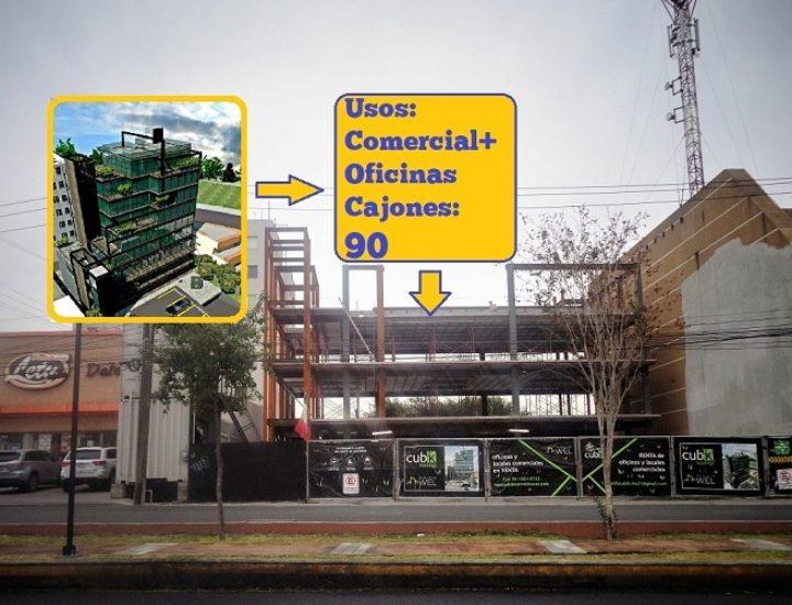 Erigen proyecto vertical multiusos en San Pedro