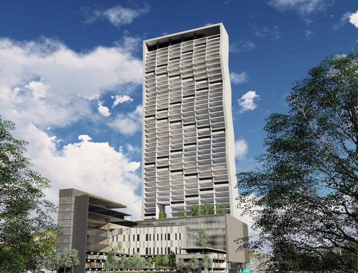 Construirán primer rascacielos en San Nicolás; sumaría 47 niveles