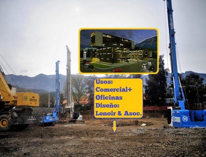 Activan proyecto vertical en la Carretera Nacional