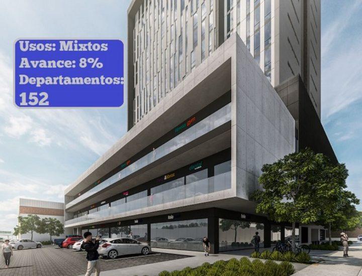 Asignan constructor de multifamiliar en Mitras