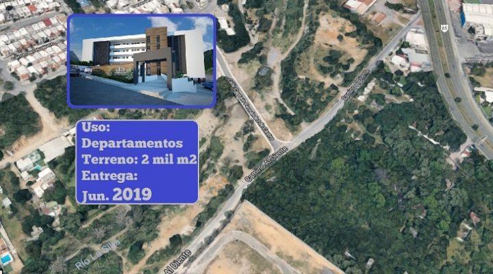 Proyectan conjunto de 'depas' en La Rioja