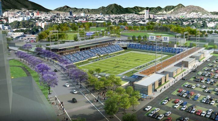 Levantan centro deportivo multifuncional en Distrito Tec