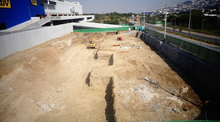Arranca construcción de oficinas en Av. Revolución