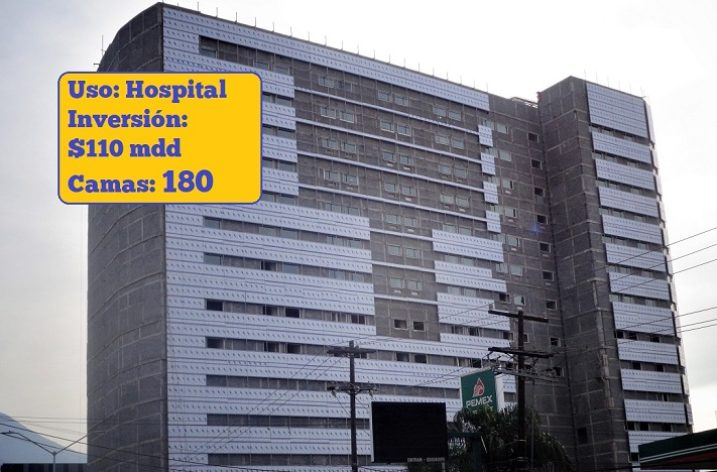 Se acerca apertura de hospital en Guadalupe