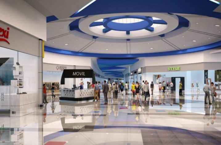 Preparan llegada de centro comercial a Ensenada