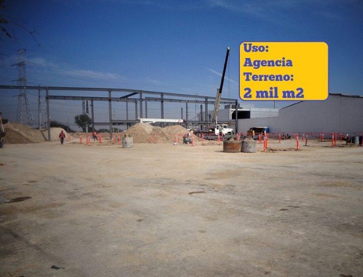 Arranca construcción de agencia en San Nicolás