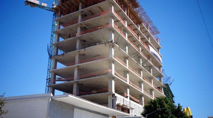 Crece estructura de hotel en Distrito Purísima