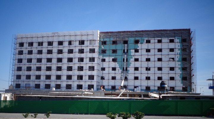 Se acerca apertura de hotel en Sendero La Fe