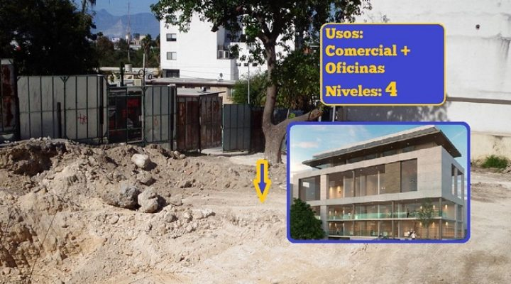 Asignan constructora de plaza en Obispado