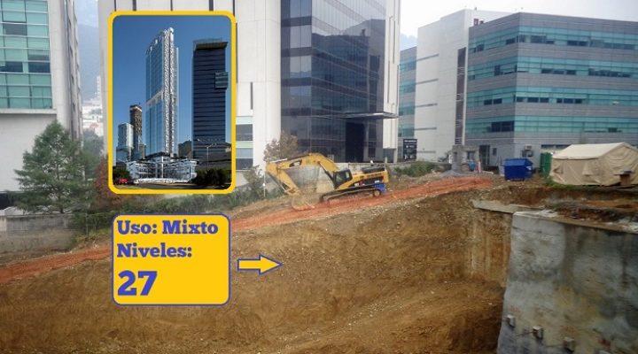 Desarrollarán torre vanguardista en Av. Lázaro Cárdenas