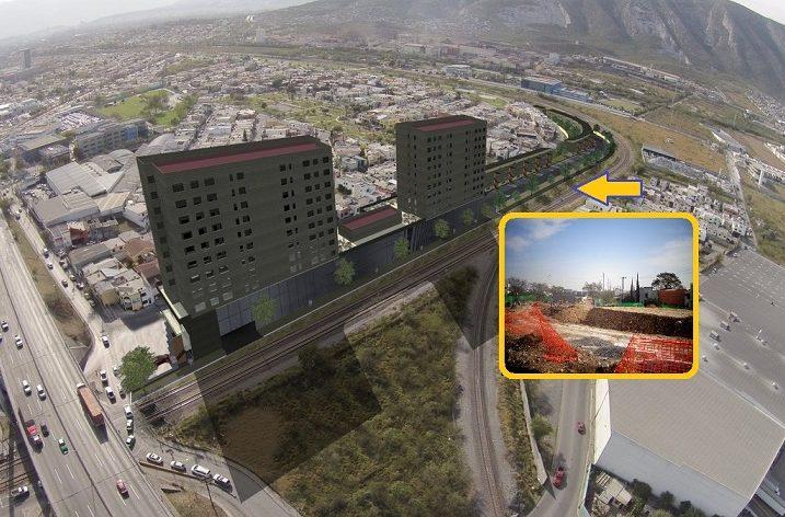 Desarrollan obra de 264 'depas' en San Nicolás