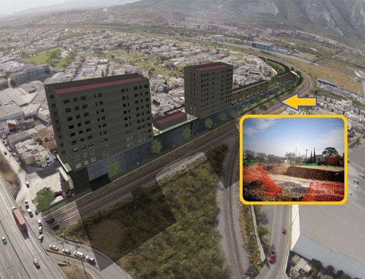 Avanza obra de 264 'depas' en San Nicolás